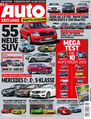 Auto Zeitung NR.1 2014