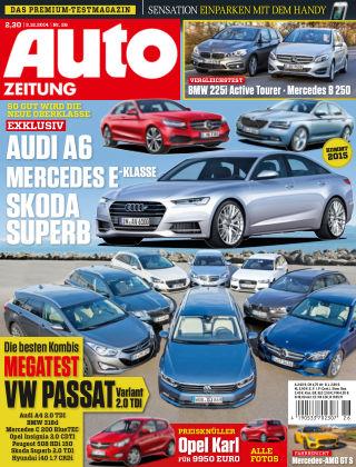 Auto Zeitung NR.26 2014