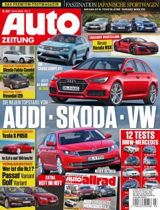 Auto Zeitung NR.3 2015
