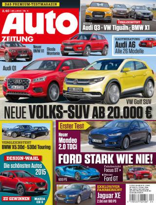 Auto Zeitung NR.4 2015