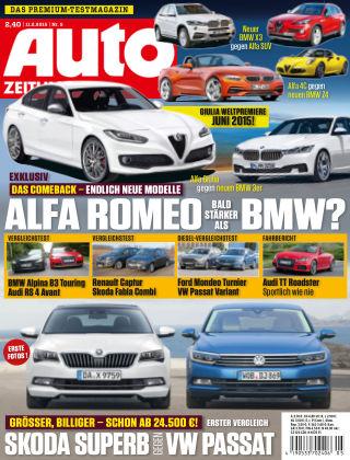 Auto Zeitung NR.5 2015