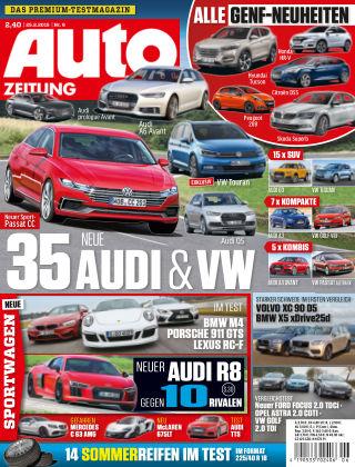 Auto Zeitung NR.6 2015