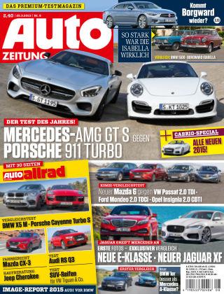 Auto Zeitung NR.8 2015