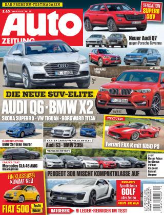 Auto Zeitung NR.12 2015