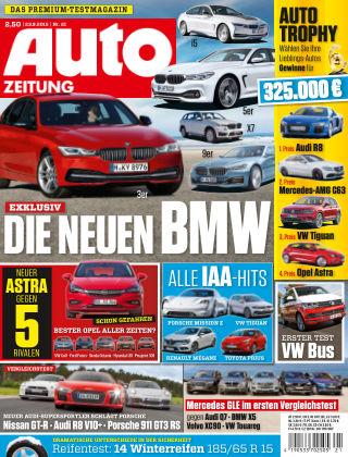 Auto Zeitung NR.21 2015