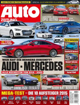 Auto Zeitung NR.25 2015