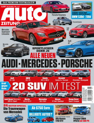 Auto Zeitung NR.01 - 02 2016