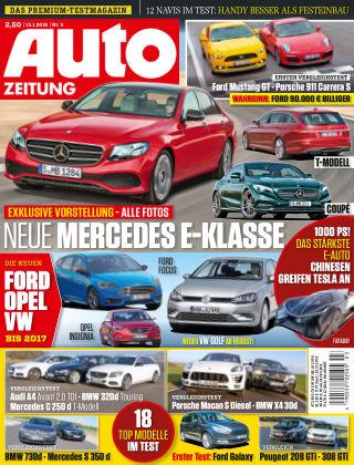 Auto Zeitung NR.03 2016