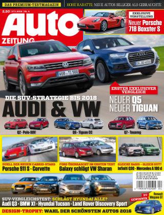 Auto Zeitung NR.04 2016