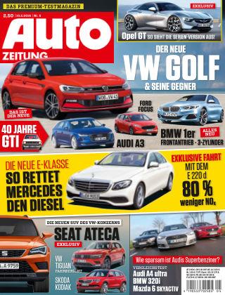 Auto Zeitung NR.05 2016