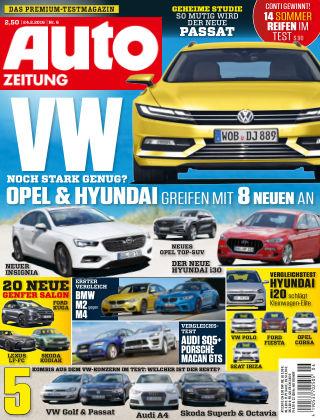 Auto Zeitung NR.06 2016