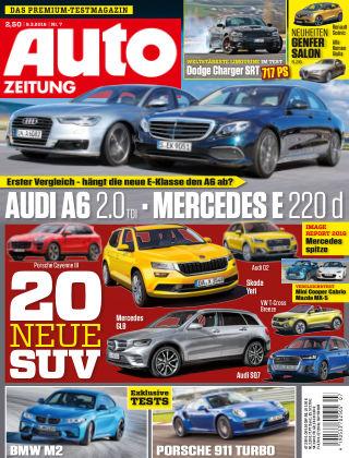 Auto Zeitung NR.07 2016