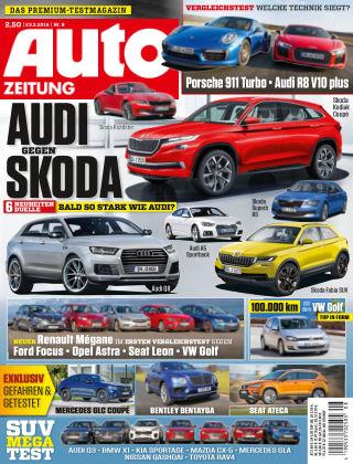 Auto Zeitung NR.08 2016
