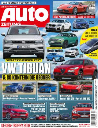 Auto Zeitung NR.09 2016