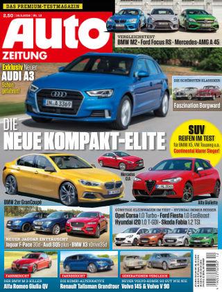 Auto Zeitung NR.12 2016