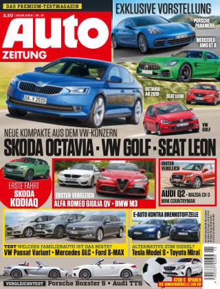 Auto Zeitung NR.15 2016