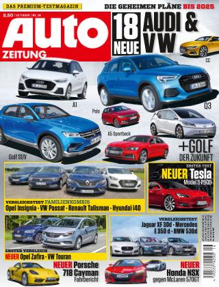 Auto Zeitung NR.16 2016