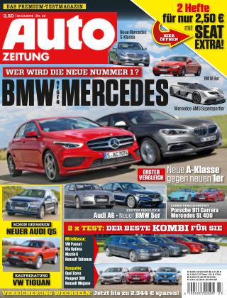 Auto Zeitung NR.23 2016