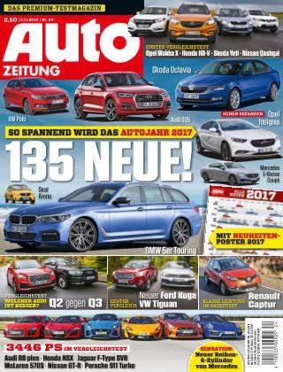 Auto Zeitung NR.24 2016