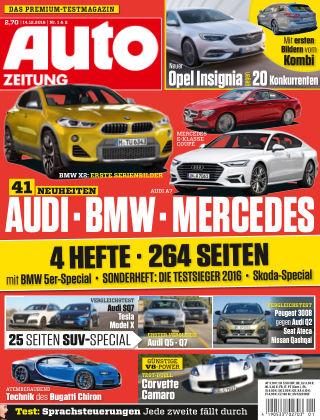 Auto Zeitung NR.01 - 02 2017