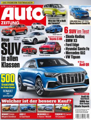 Auto Zeitung NR.03 2017
