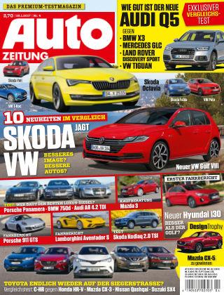Auto Zeitung NR.04 2017
