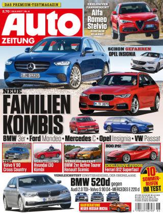 Auto Zeitung NR.06 2017