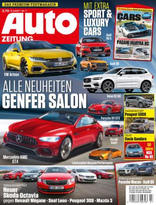 Auto Zeitung NR.07 2017