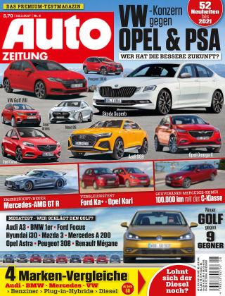 Auto Zeitung NR.08 2017