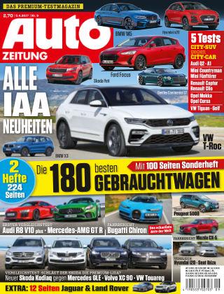 Auto Zeitung NR.09 2017