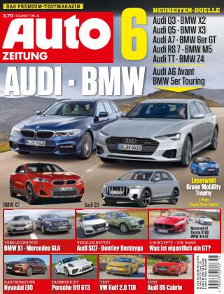 Auto Zeitung NR.11 2017