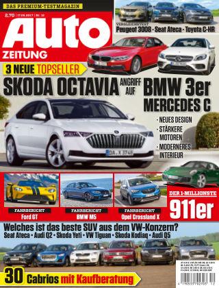 Auto Zeitung NR.12 2017