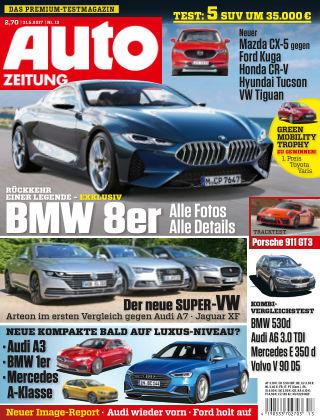 Auto Zeitung NR.13 2017