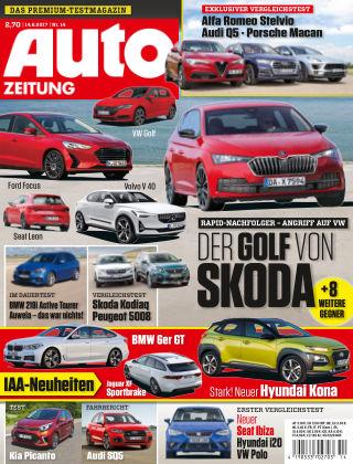 Auto Zeitung NR.14 2017