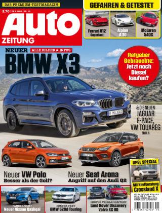 Auto Zeitung NR.15 2017