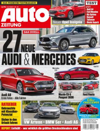 Auto Zeitung NR.16 2017