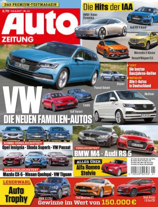 Auto Zeitung NR.21 2017