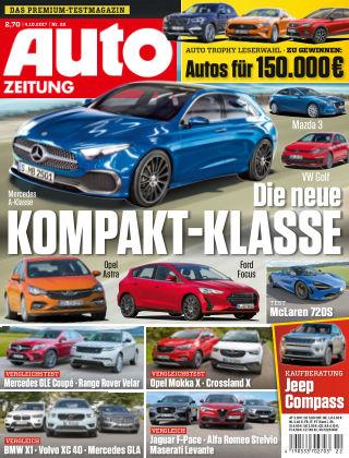 Auto Zeitung NR.22 2017