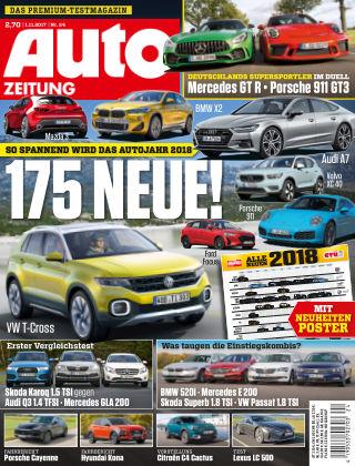 Auto Zeitung NR.24 2017