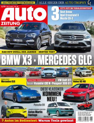Auto Zeitung NR.26 2017