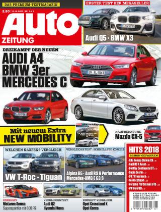 Auto Zeitung NR.01 2018