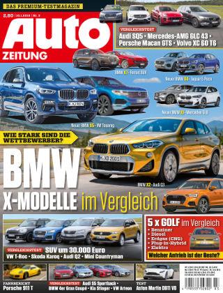 Auto Zeitung NR.03 2018