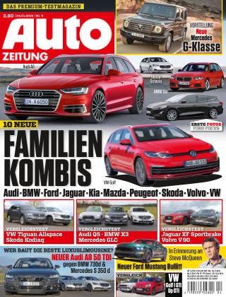 Auto Zeitung NR.04 2018