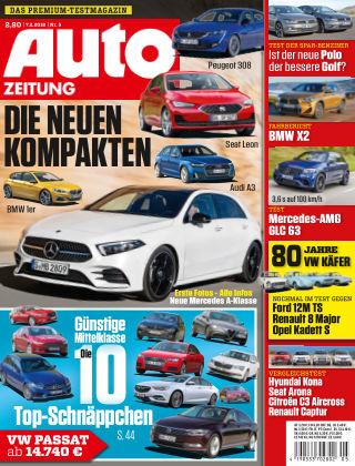 Auto Zeitung NR.05 2018