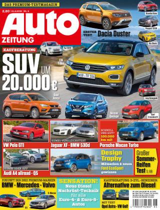 Auto Zeitung NR.06 2018