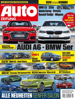 Auto Zeitung NR.07 2018