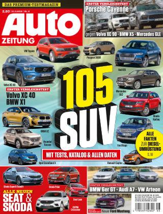 Auto Zeitung NR.08 2018