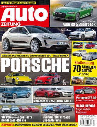 Auto Zeitung NR.9 2018