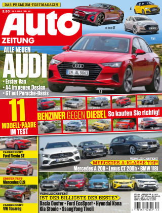 Auto Zeitung NR.12 2018