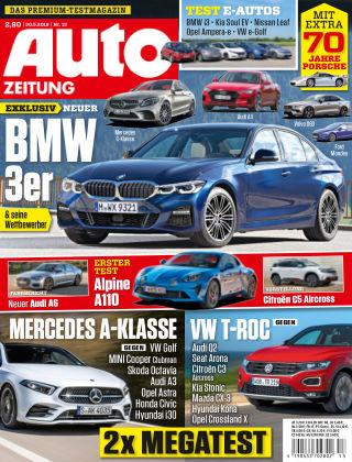 Auto Zeitung NR.13 2018